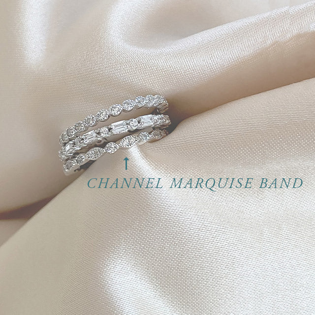 Channel Marquise Band