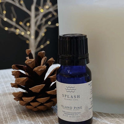 Splash Island Pine Fragrance Oil