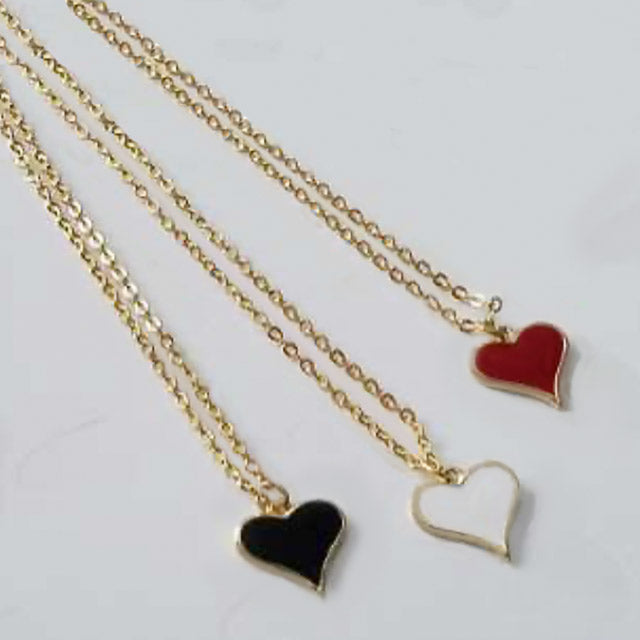 Groove Is In the Heart Necklace