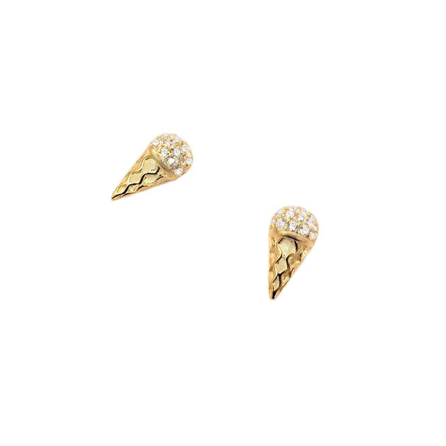 Ice Scream You Scream Earrings