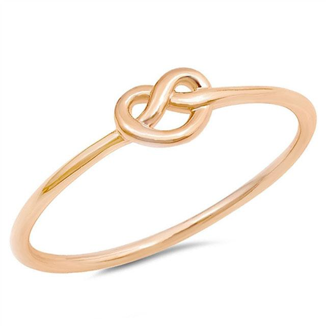 Love You Knot Ring