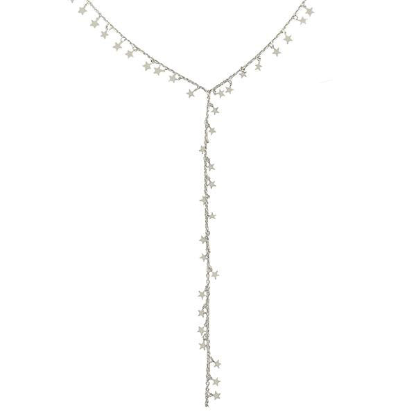 Stars in the City Lariat Necklace