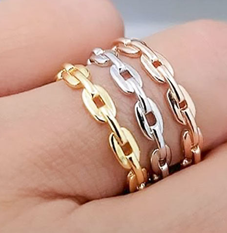 Anchor Link Ring