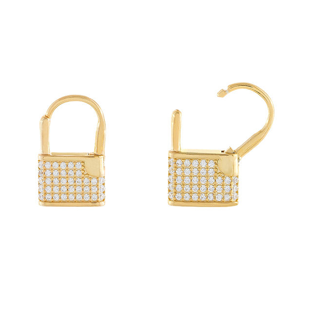 Locked Out of Heaven Earrings