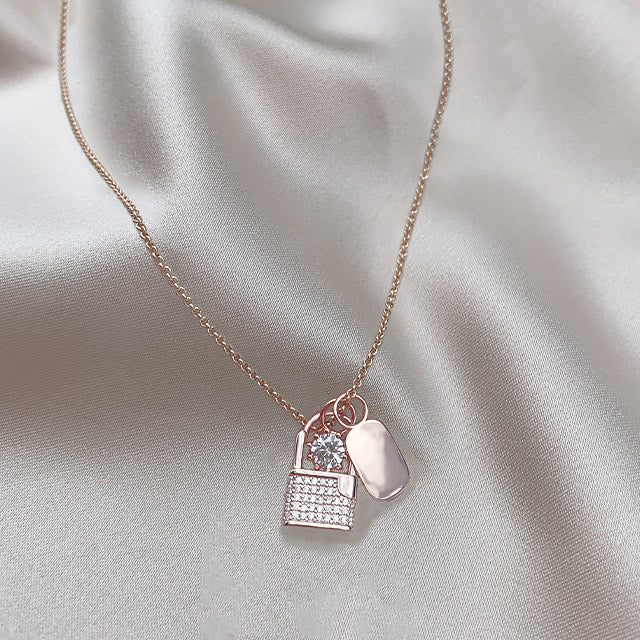 Locked Out of Heaven Necklace
