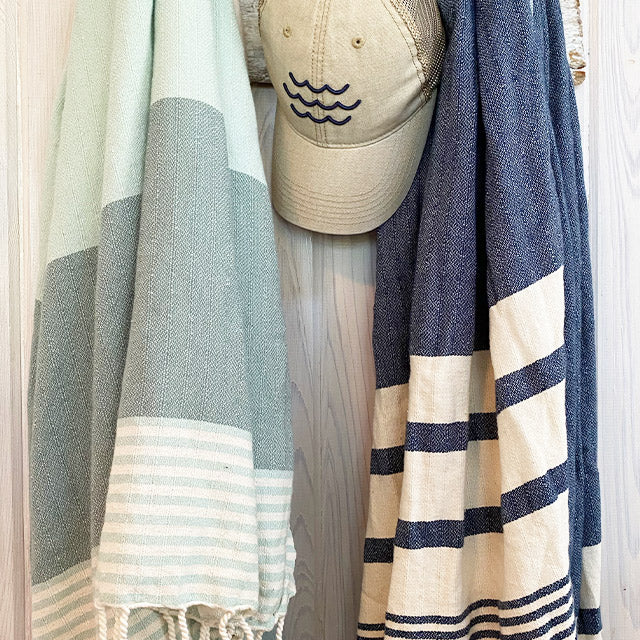 Splash Turkish Beach Towel