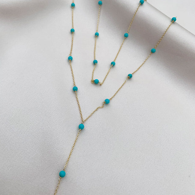 Mermaid Turquoise Necklace