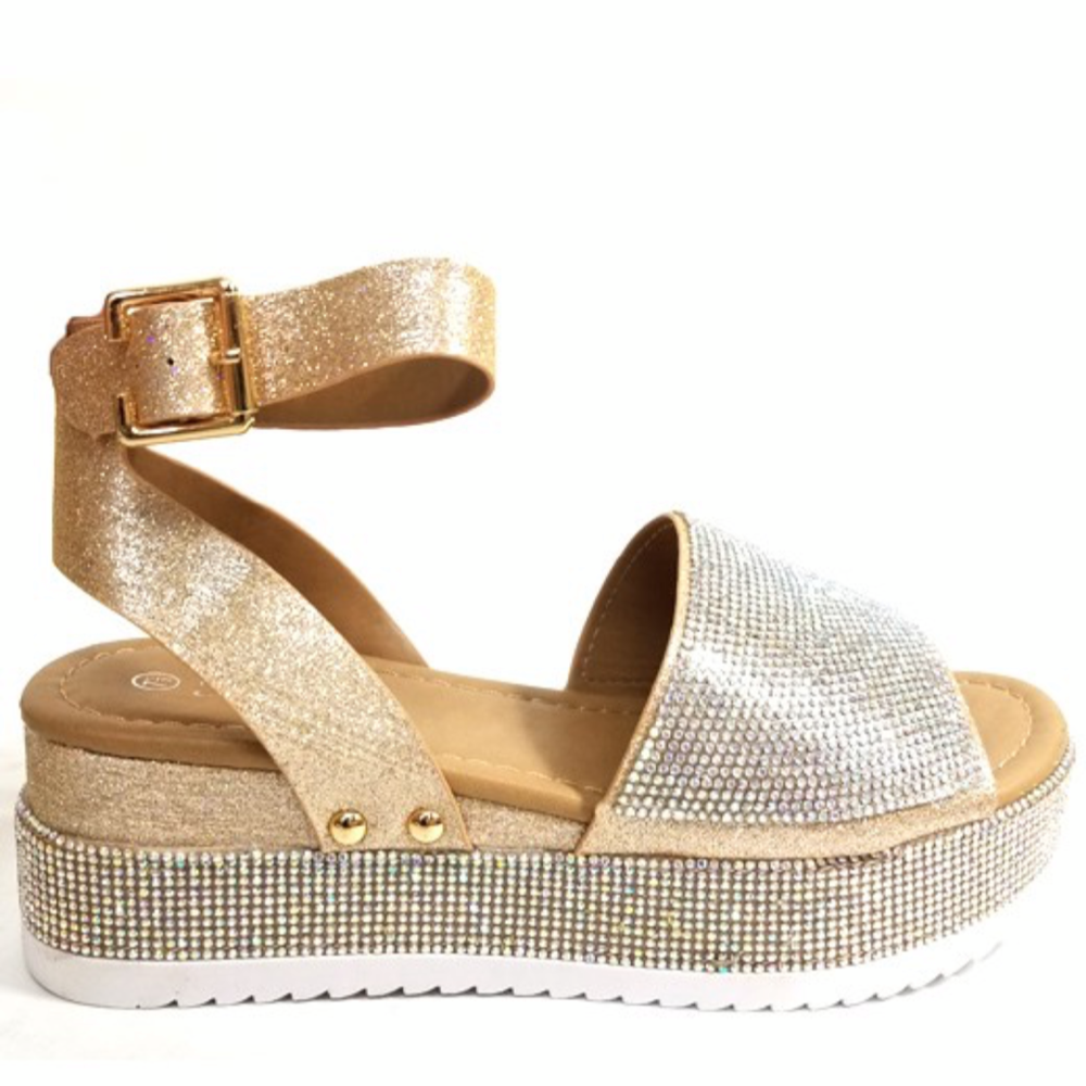 Glitz and Glam Platforms