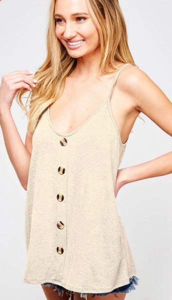 Lila Top-Oatmeal