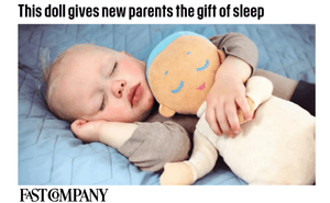 Lulla doll featured in Fast Company