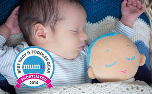 Shortlisted for the Best Baby & Toddler Gear Award