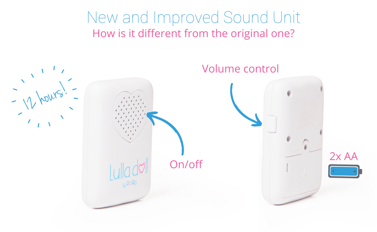 New sound unit Lulla doll