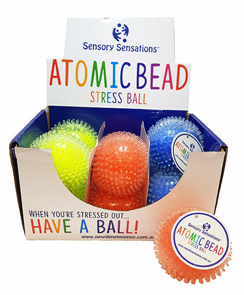 Atomic Bead Stress Ball