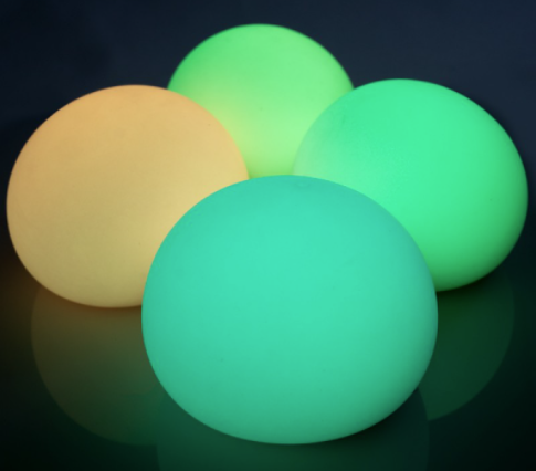 Smoosho's Jumbo Glow-in-the-Dark Ball