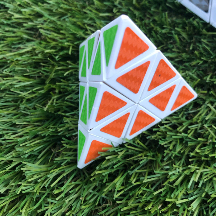 Triangle small cube