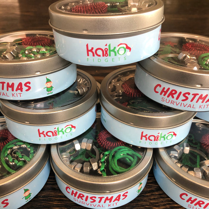 Kaiko CHRISTMAS SURVIVAL KIT - LIMITED EDITION