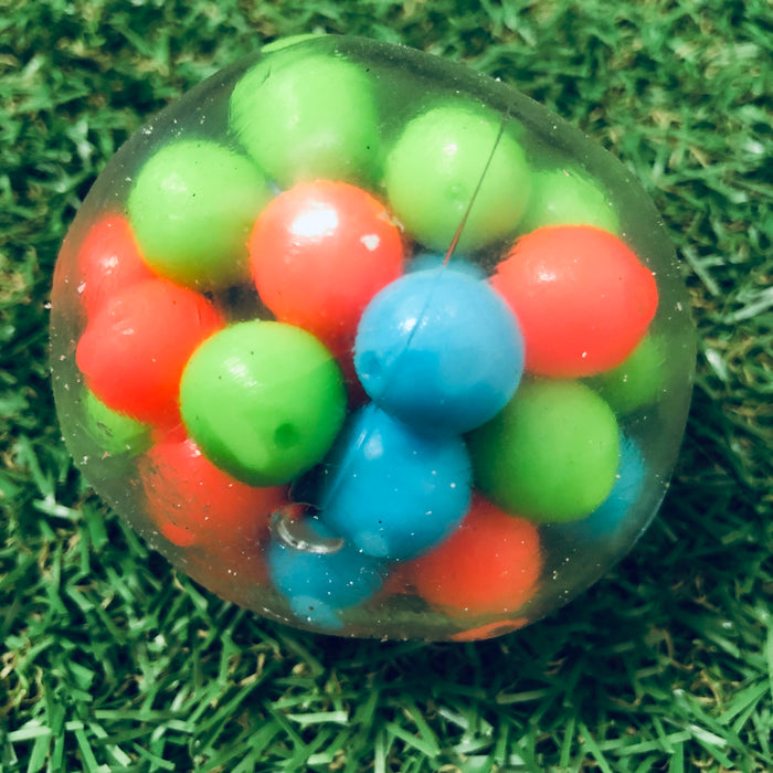 Squishy Bead Ball - 3 colours varieties available