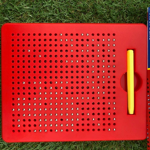 Magnetic Pad great multi-sensory literacy & drawing tool BEST SELLER