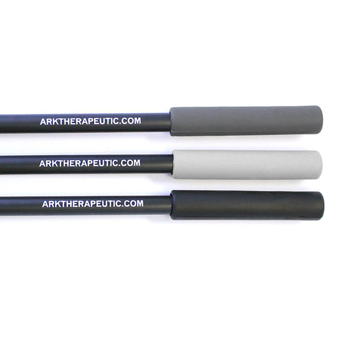 ARK Write-n-Bite Chewable Pen Topper with pen.  Can use on Pencil also