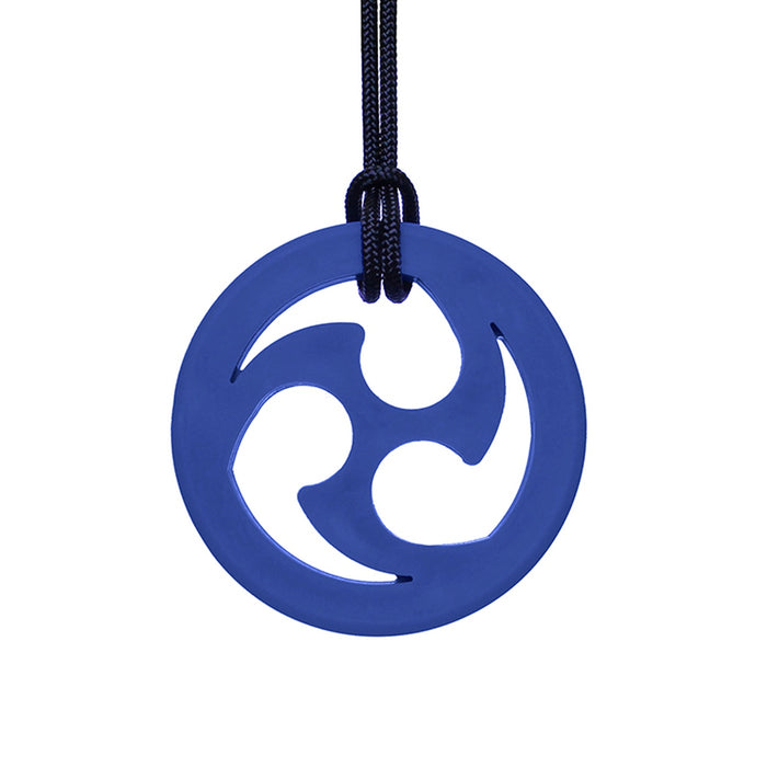 ARK Unisex Ninja Star Chew Necklace
