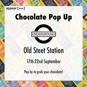 We're Popping Up at Old Street