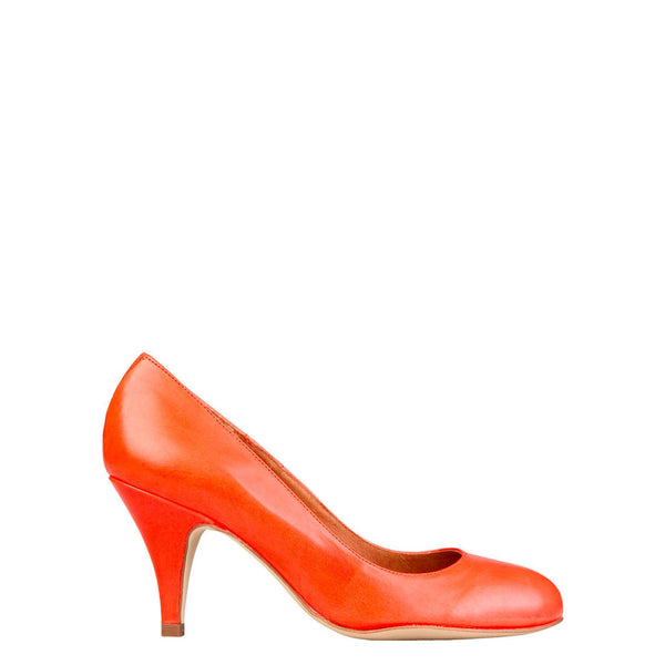 Arnaldo Toscani Schuhe High Heels orange / 36 Arnaldo Toscani - 7181101 HIRA-fashion