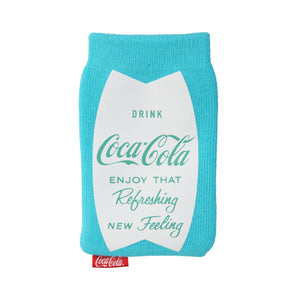 Coca Cola Accessoires Cover blue / NOSIZE Coca Cola - Cover HIRA-fashion