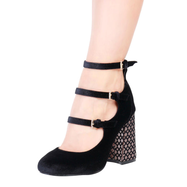 Fontana 2.0 Schuhe High Heels black / 36 Fontana 2.0 - GIULIA HIRA-fashion