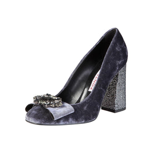 Fontana 2.0 Schuhe High Heels grey / 36 Fontana 2.0 - CHRIS HIRA-fashion
