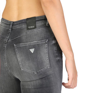 Guess Bekleidung Jeans blue / 26 Guess - W74A61D2R90 HIRA-fashion