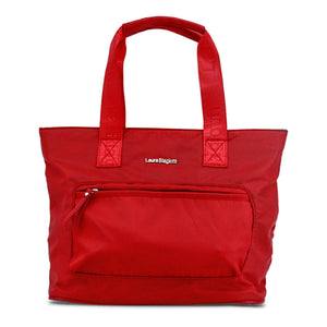 Laura Biagiotti Taschen Shopper red / NOSIZE Laura Biagiotti - LB18S103-4 HIRA-fashion