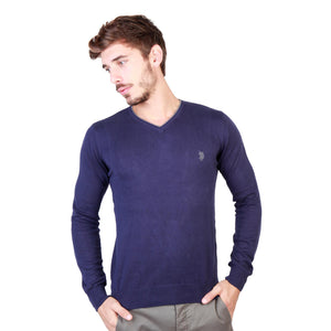 U.S. Polo Bekleidung Pullover blue / S U.S. Polo - 49811_50357 HIRA-fashion