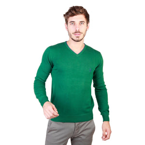 U.S. Polo Bekleidung Pullover green / S U.S. Polo - 49811_50357 HIRA-fashion