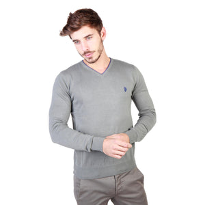 U.S. Polo Bekleidung Pullover grey / S U.S. Polo - 49811_50357 HIRA-fashion
