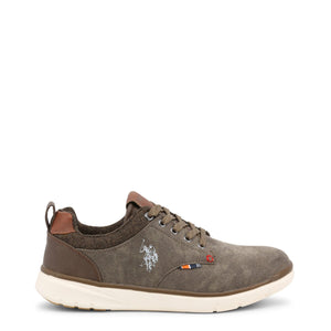 U.S. Polo Schuhe Sneakers brown / 40 U.S. Polo - YGOR4082W8 HIRA-fashion