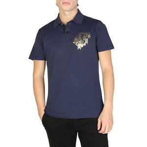 Versace Jeans Bekleidung Polo blue / 46 Versace Jeans - B3GSB7P0_36610 HIRA-fashion