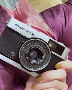 Olympus Trip 35 Point and Shoot 35mm Film Camera - Film Camera Store