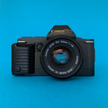 Canon T70 SLR Camera with 50mm Lens - Film Camera Store