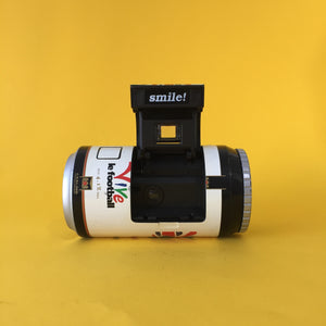 Smile Promo Carling Beer Can 35mm Film Camera Point and Shoot - Film Camera Store