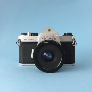 Pentax Spotmatic Vintage SLR 35mm Film Camera