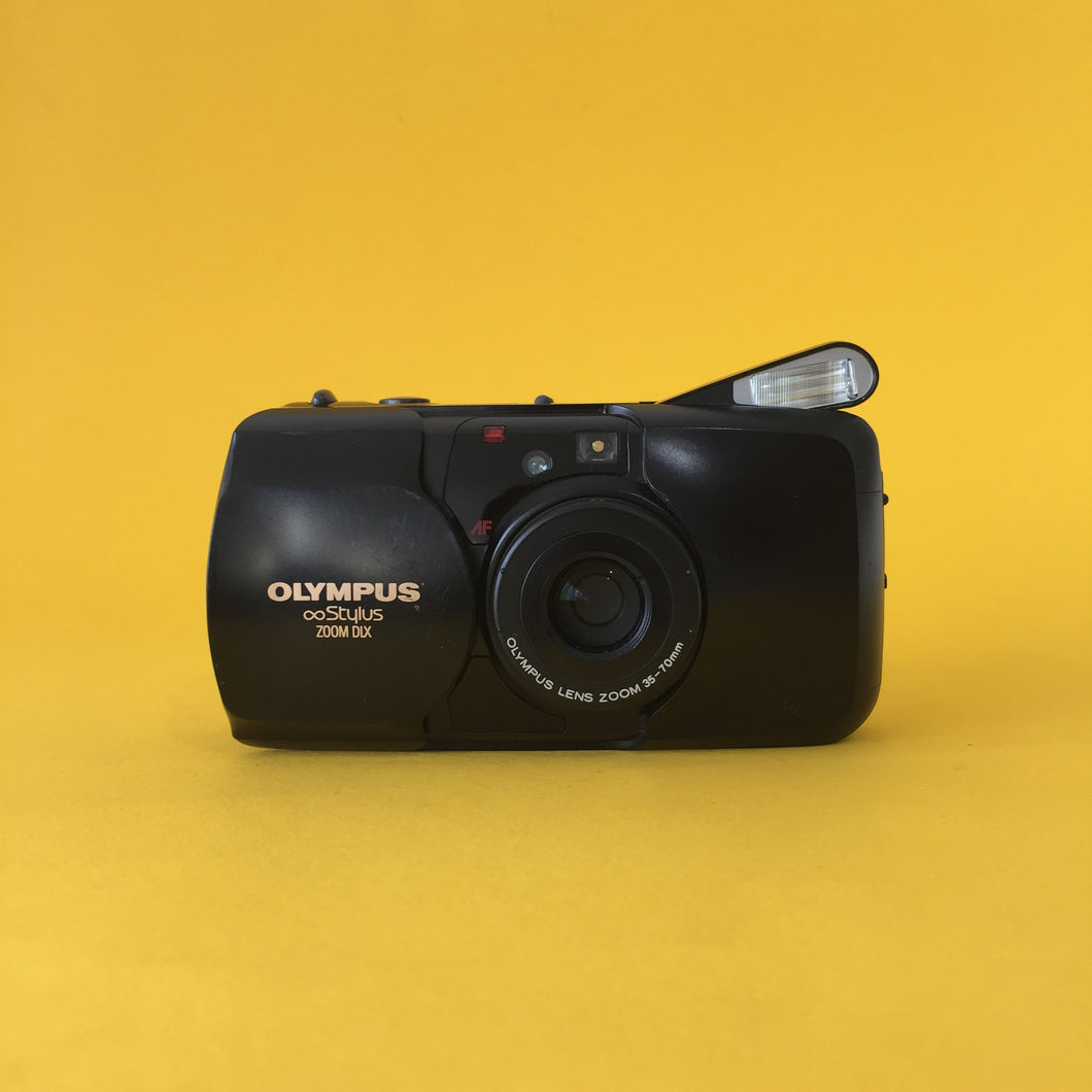 Olympus Stylus Zoom 35mm Film Camera Point and Shoot - Film Camera Store
