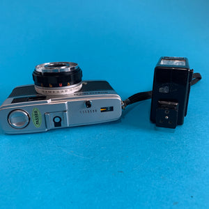 Compact External Flash Unit for 35mm Film Camera - Film Camera Store