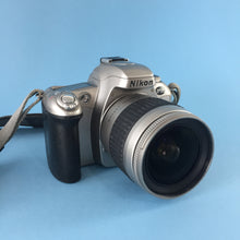 Nikon F55 Automatic SLR 35mm Film Camera with Nikon Autofocus 28mm - 70mm Lens - Film Camera Store