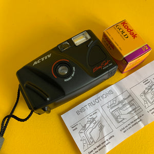 35mm Film Camera Starter Pack with Flash - Film Camera Store