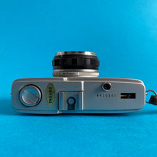 Olympus Trip 35 Navy Point and Shoot 35mm Film Camera - Film Camera Store