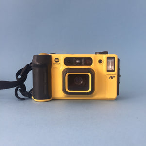 Minolta Weathermatic Dual 35 Underwater 35mm Point and Shoot Film Camera - Film Camera Store