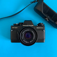 Praktica B100 Vintage35mm SLR Film Camera with Prime Lens - Film Camera Store