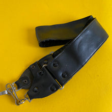 Black Leather SLR Camera Strap - Film Camera Store