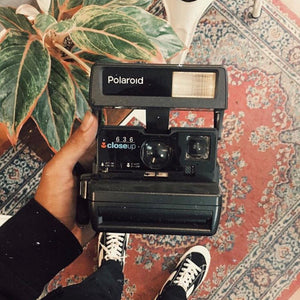 Polaroid 636 Close Up Instant Film Camera - Film Camera Store