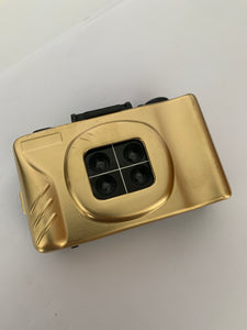 Gold Four Lens 35mm Film Camera - Limited Edition